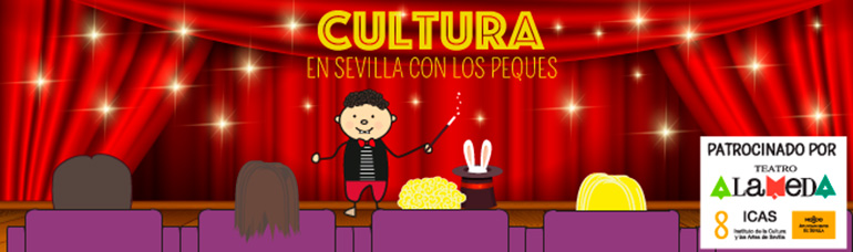 Cultura en Sevilla con los Peques