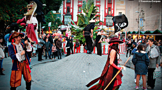 piratas-teatro-navidad-sevillaconlospeques