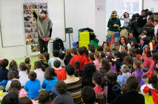 cuentacuentos-biblioteca-montequinto-carnaval-sevillaconlospeques
