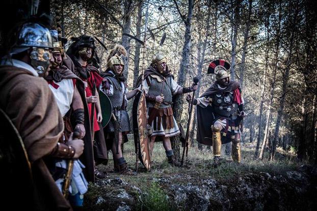 campamentoromano-arqueologico-diadelmuseo-sevillaconlospeques