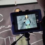 taller de cine para niños en CaixaForum Sevilla |Sevilla con los peques