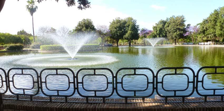 Parques de Sevilla: Parque Amate | Sevilla con los peques