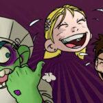 Cinco libros infantiles para Halloween