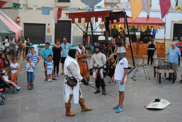 medieval-mercado-Amate-Codigomercenario-sevillaconlospeques