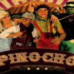Música y danza en una nueva versión infantil de Pinocho en Sevilla