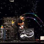 Burbruja: un mágico espectáculo de pompas de jabón