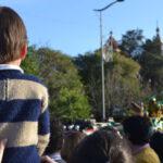 Dónde y cuándo ver el Heraldo y los Reyes Magos en Sevilla en 2015