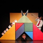 Música y festival de teatro para pasar el fin de semana con los niños en Sevilla