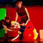 Tris Tras, una obra de teatro para viajar por los cuentos clásicos