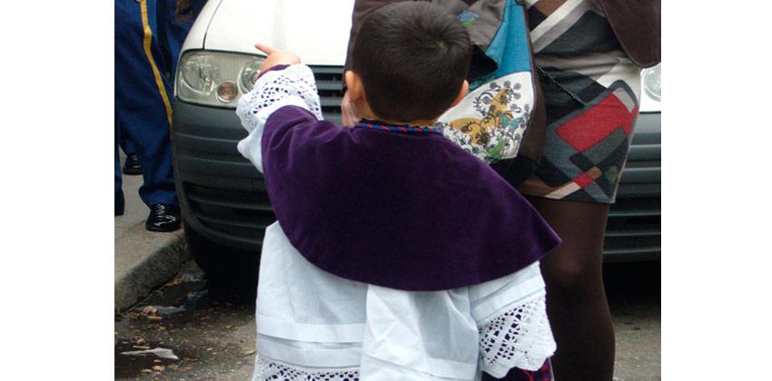 Sábado de Pasión de la Semana Santa de Sevilla con niños |Sevilla con los peques