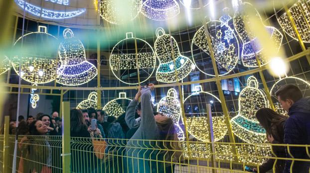 arbol-transitable-sevilla-navidad-sevillaconlospeques