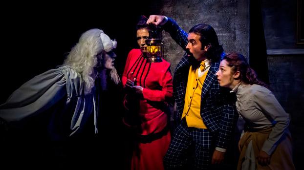 Espectáculos de teatro para niños en navidad en Sevilla 01| Sevilla con los peques