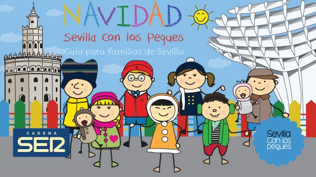 Imagen Guía de Navidad Sevilla con los peques |Sevilla con los peques