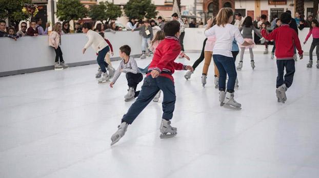 pista-patinaje-sevilla-niños-utrera-sevillaconlospeques