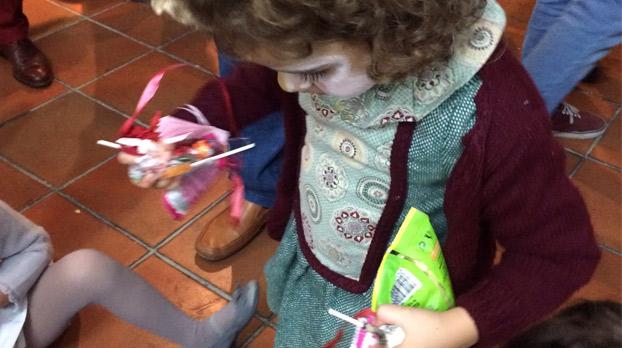 Las chucherias y los niños |Sevilla con los peques