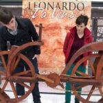 Exposicion inventos Lonardo da Vinci en Sevilla | Sevilla con los peques
