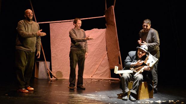 Teatro para niños en sevilla Pinocchio | Sevilla con los peques