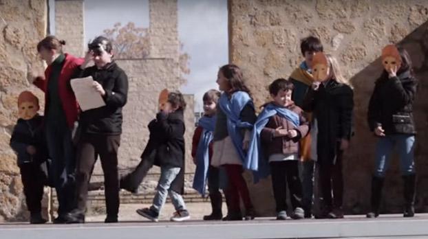 Actividades para descubrir teatro de Itálica en Sevilla |Sevilla con los peques
