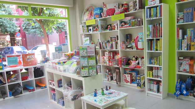 Libreria para niños La gatita Lulu |Sevilla con los peques