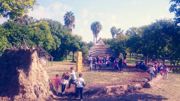 ARQUEOLOGIA EN FAMILIA