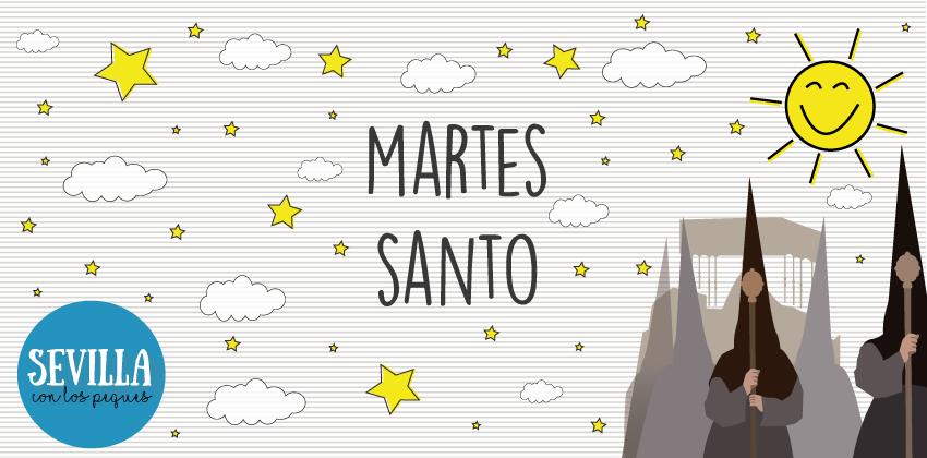 Semana Santa de Sevilla: Martes Santo de Sevilla con niños | Sevilla con los peques