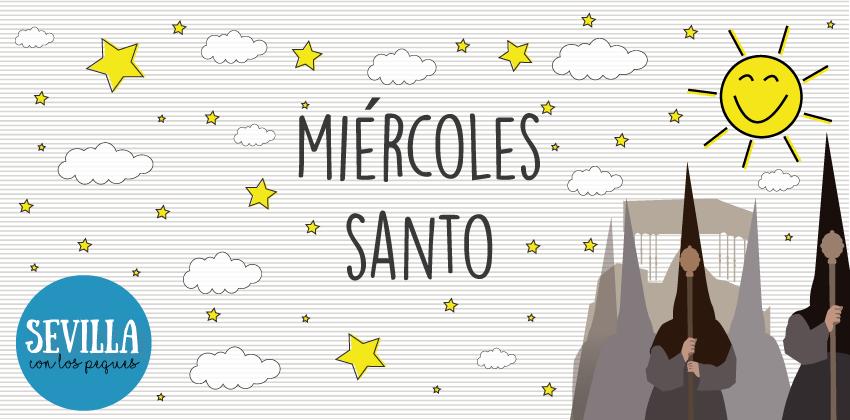 Semana Santa de Sevilla: Miércoles Santo de Sevilla con niños | Sevilla con los peques
