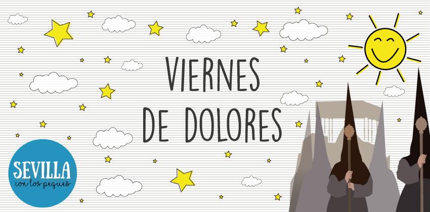 Cabecera Viernes de Dolores con niños | Sevilla con los peques