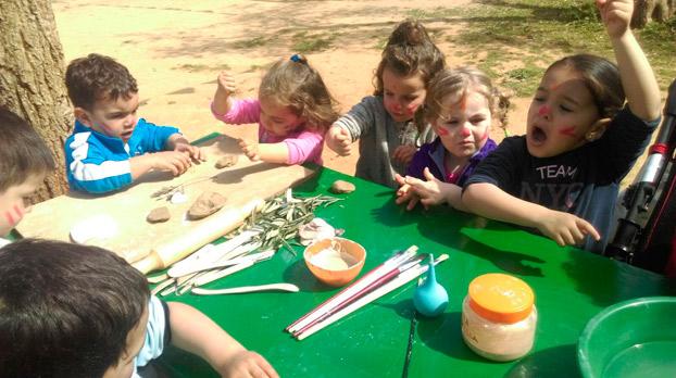 La granja escuela cuna | Sevilla con los peques