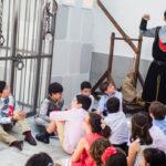 Campamento Ludoeco en Feria de Abril 00 | Sevilla con los peques