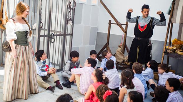 Campamento Ludoeco en Feria de Abril | Sevilla con los peques