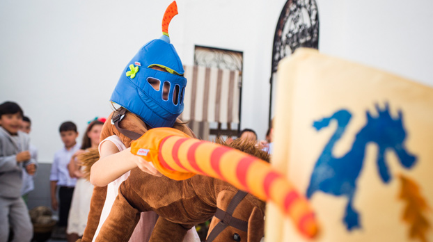Ludoeco Medieval para conciliar en la Feria de Sevilla | Sevilla con los peques