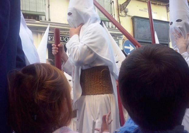 Semana Santa domingo de ramos con niños | Sevilla con los peques
