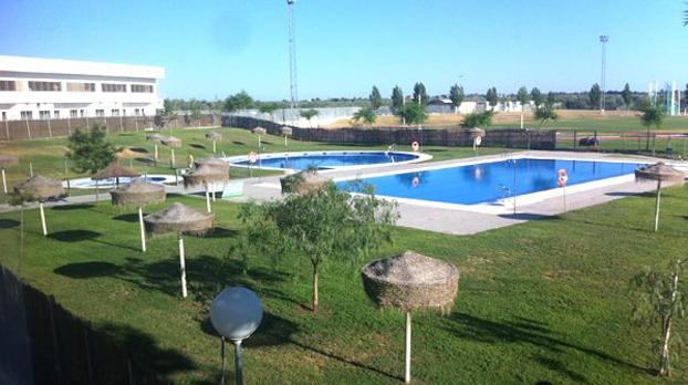 Campus Triton piscina | Sevilla con los peques