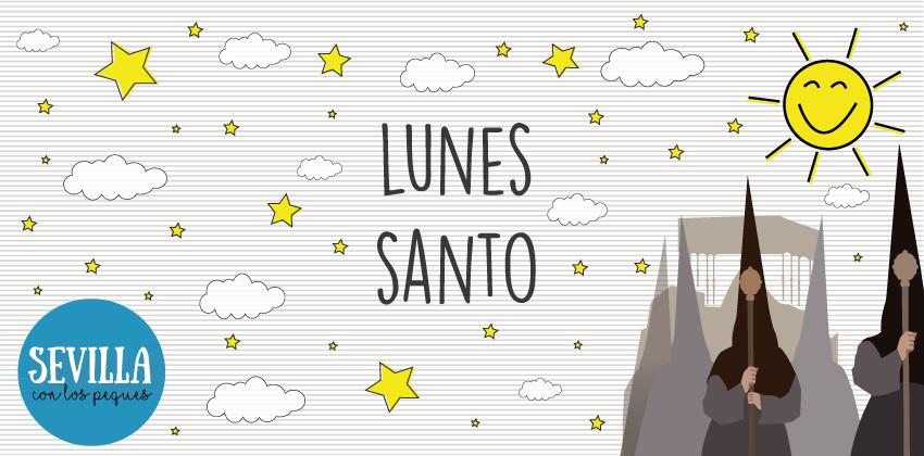 Semana Santa de Sevilla: Lunes Santo de Sevilla con niños | Sevilla con los peques