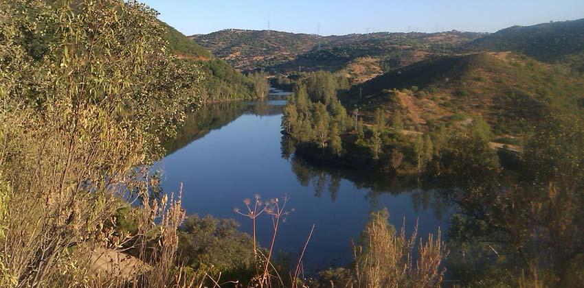 Excursión con niños a los lagos del Serrano | Sevilla con los peques