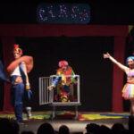Circo pra niños en el teatro Quintero de Sevilla | Sevilla con los peques