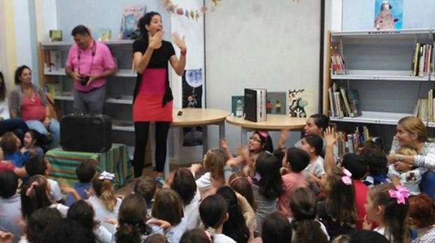 niños-utrera--dia-del-libro-sevillaconlospeques