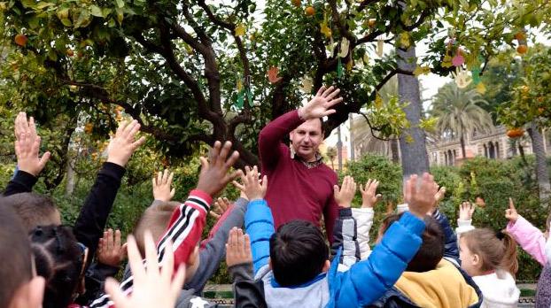 Actividades para que niños descubran el Alcazar de Sevilla | Sevilla con los peques