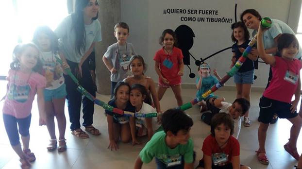 Campamento acuario de Sevilla 02 |Sevilla con los peques