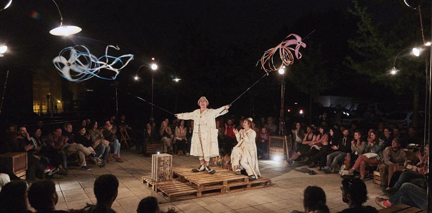 Ciracada Sevilla Industrial teatrera | Sevilla con los peques