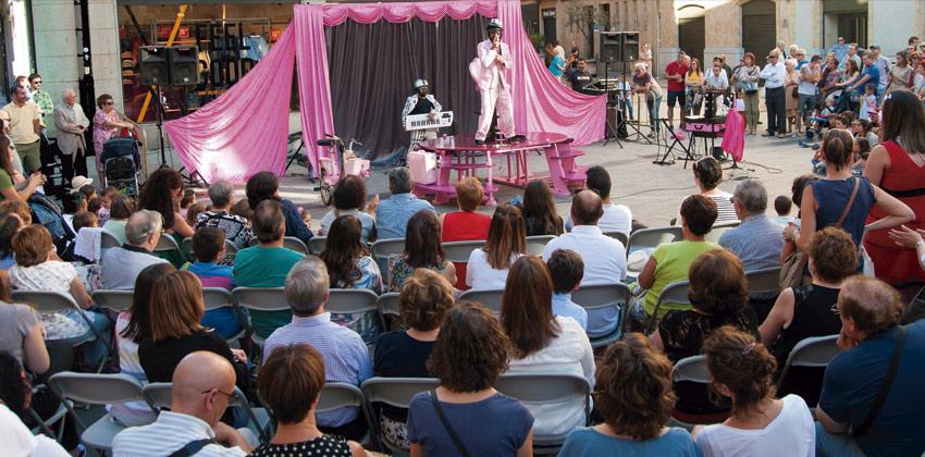 Ciracad Sevilla con Pink Impact | Sevilla con los peques