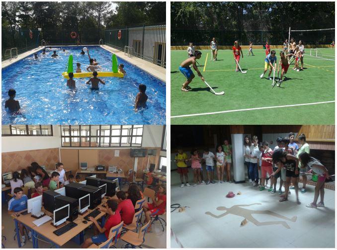 Campamento de verano en Sevilla Formación y Ocio | Sevilla con los peques