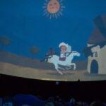 El Quijote en Casa de la ciencia de Sevilla 01 | Sevilla con los peques