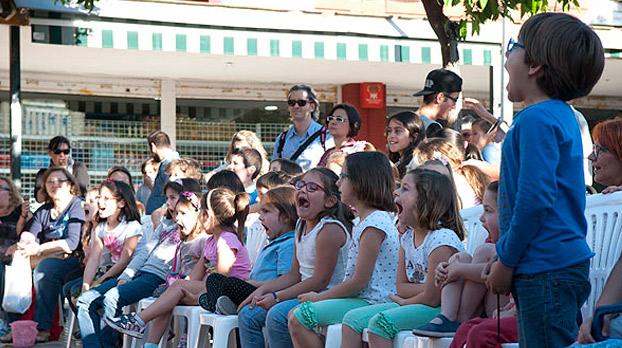 Noches de verano en Sevilla 2016 | Sevilla con los peques