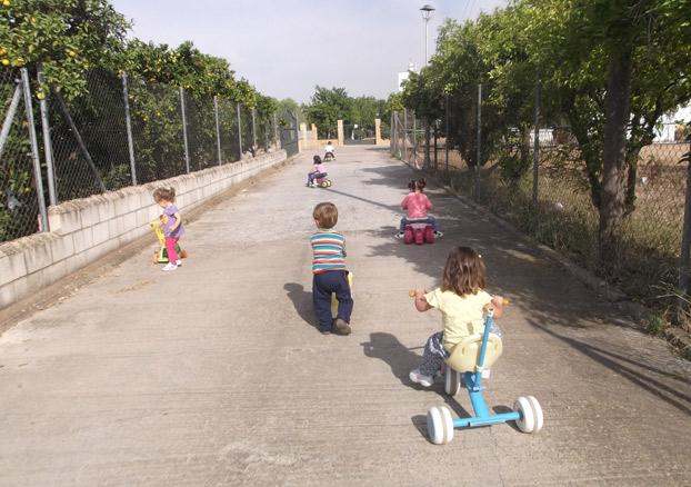 Campamento de verano en escuela infantil los Pitufos 02 | Sevilla con los peques