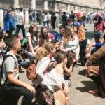 ruta turística para niños con Leyendas de Sevilla con Legados 00 | Sevilla con los peques
