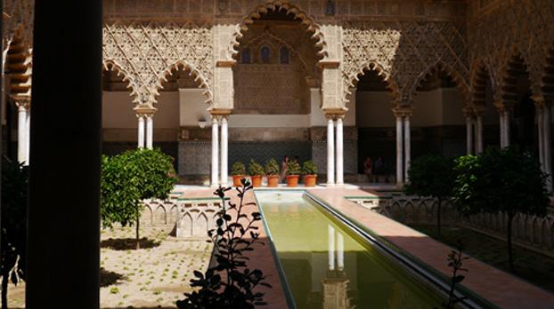 Alcazar de Sevilla turismo en Familia | Sevilla con los Peques