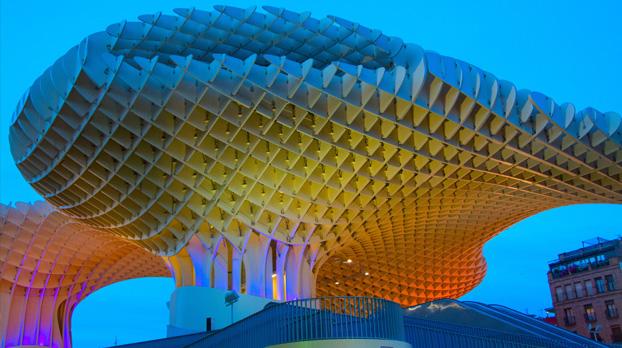 Setas de la Encarnación turismo en Familia | Sevilla con los Peques