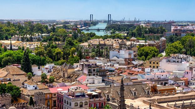 Panorámica Sevilla turismo en Familia | Sevilla con los Peques