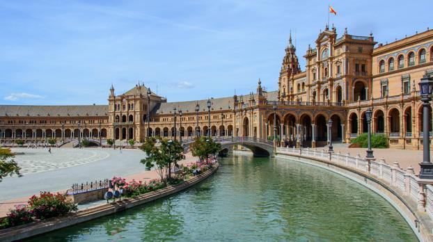 Plaza España turismo en Familia | Sevilla con los Peques